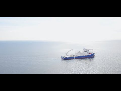 From the seabed to the cloud: constructing the most advanced cable laying vessel