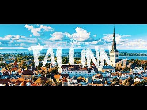 TRAVEL TO TALLIN, ESTONIA - By Dani