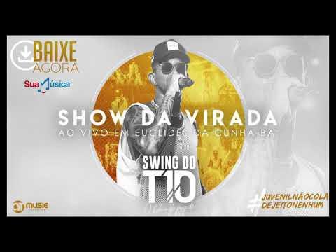 SWING DO T10 - CONTATINHO - AO VIVO EM EUCLIDES DA CUNHA (BA)