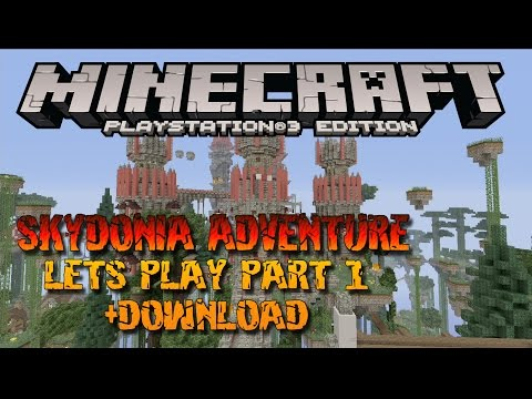 how to play minecraft online ps3