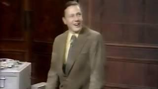 """""""Beware!"""" David Attenborough 1973 RI Christmas Lectures, Lecture 1"""