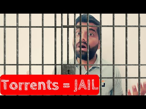 Torrents = Jail + Fine | Are you a Criminal?