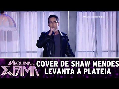 Máquina da Fama (29/08/16) - Cover de Shaw Mendes levanta a plateia