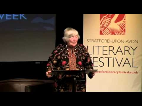 Stratford Literary Festival 2011  Shirley Williams| Clive Conway Productions Youtube Channel