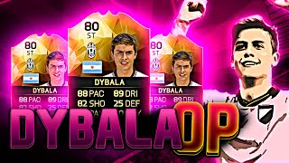 IF DYBALA: THE PRIDE OF PALERMO! FIFA 16 ULTIMATE TEAM