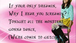 China Anne McClain-Calling All The Monsters with lyrics