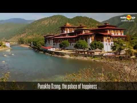 Kingdom of Bhutan with MakeMyTrip