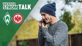 Fin Bartels im WERDER Strom Talk | SV Werder Bremen - Eintracht Frankfurt 2:2