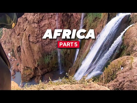 TeapotOne Goes Back to Africa - Riding Morocco with Toro Adventure on BMW R1200GS Rallye part 5