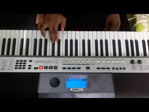Malare song keyboard tutorial