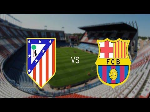 Atlético Madrid Vs Barcelona Live Streaming La-Liga | ATM Vs BAR Live Stream