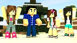 Minecraft - MURDER COM OS DOIS MARMOTAS #VídeoExtra