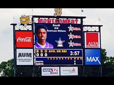 Tallassee High School DEE WILLIAMS AHSAA Baseball All-Star Game