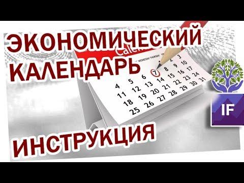 Экономический календарь / Где смотреть новости?