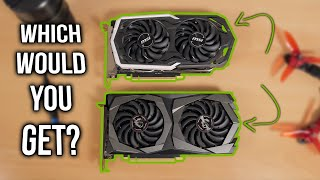 Which One IS BETTER? - MSI GTX 1660 Ti Gaming X vs Armor OC