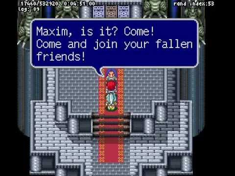 [TAS]Lufia & the Fortress of Doom in 2:28:02 by zidanax[WIP]