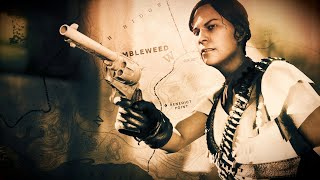 Red Dead Online - Legendary Bounty Target Barbarella Alcazar Trailer