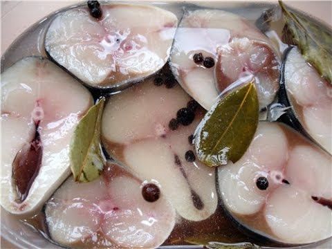 Как мариновать рыбу скумбрию в домашних условиях
