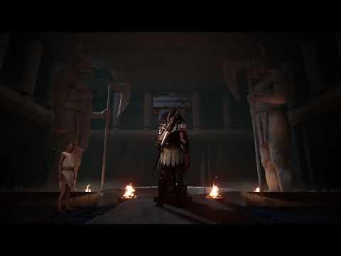 assassins creed odyssey minotaur