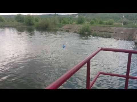 Мистика на Корочанском водохранилище!