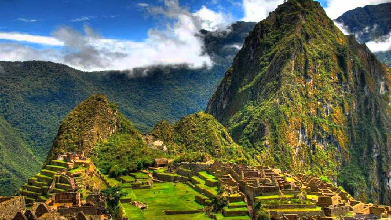 Relaxing Music: Mato Grosso - Maya Temple - YouTube