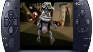 Psp La Rana Loca Crazy Frog.mp3