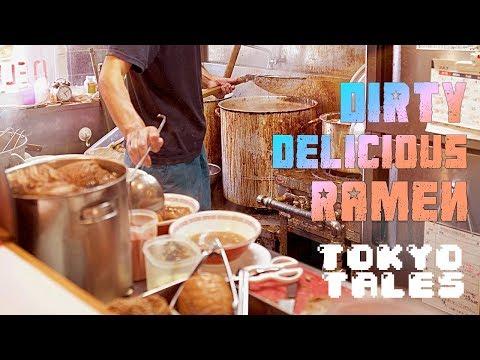 TOKYO TALES: Dirty Delicious Ramen (Simon and Martina Podcast Episode 3)