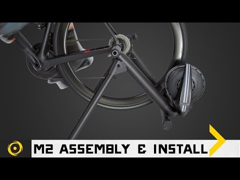 CycleOps M2 Assembly and Installation
