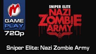 ▶ Sniper Elite: Nazi Zombie Army - Начало игры
