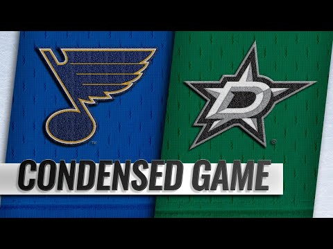 01/12/19 Condensed Game: Blues @ Stars