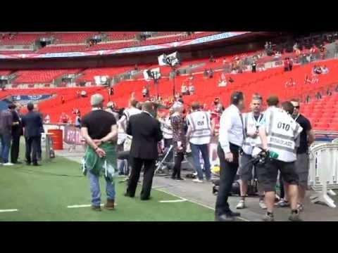 Arsenal 2014 Fa Cup final - A mini movie