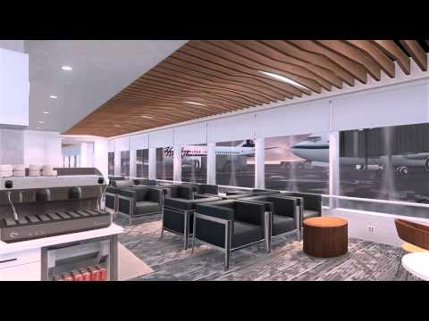 New Alaska Airlines Board Room at SeaTac