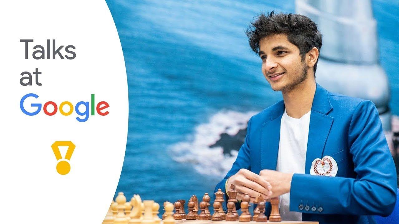 Vidit Gujrathi   Chess Grandmaster   Talks at Google