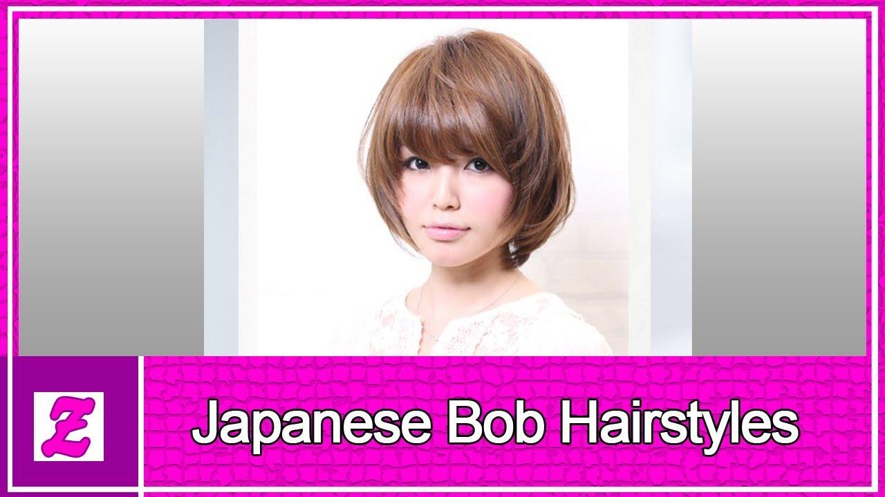 Japanese Bob Frisuren YouTube