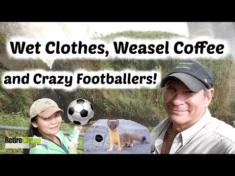 ☕ Waterfalls | Weasel Coffee Da Lat Retire Cheap Vietnam 08