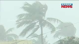 Heavy Rainfall Lashes In Balasore