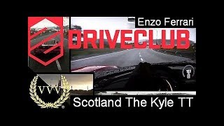 DriveClub - Enzo Ferrari - Scotland The Kyle TT