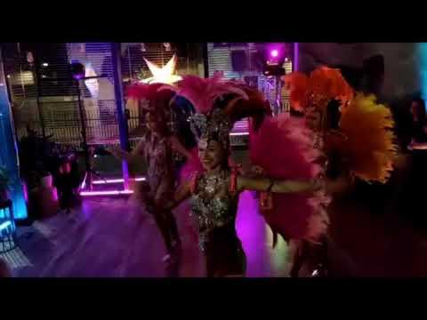 Pokaz samby 100% Samba Show Sylwester 2019