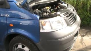 vw t5 axd engine problem as now been solved
