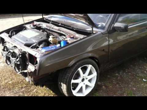 3х литровая Восьмерка Сердце Honda V6 VTEC