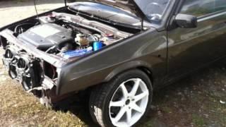 ВАЗ 2108 Сердце Honda V6 VTEC