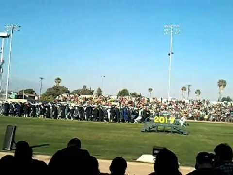 Moreno Valley High Graduation 2014 part 8