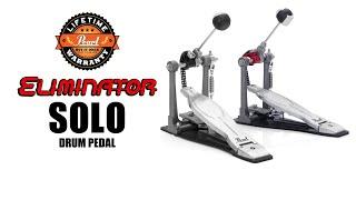 Pearl Eliminator Solo Pedals