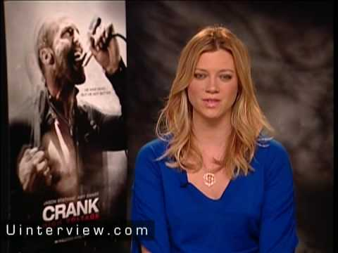 Amy Smart On Crank, Jason Statham
