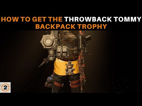 Repeat The Division 2 - Weekly Vendor Reset Apr 19 - 26/19