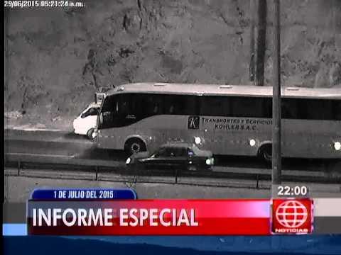 América Noticias: Edición Central - 02.07.15