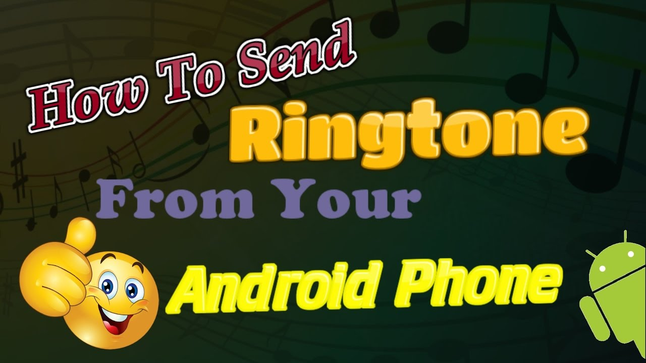 how to make custom ringtones android