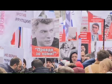 Russia: cortei contro la riforma costituzionale di Putin