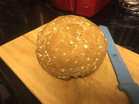 Soda Bread - Honey & Oat - Recipe & Tutorial