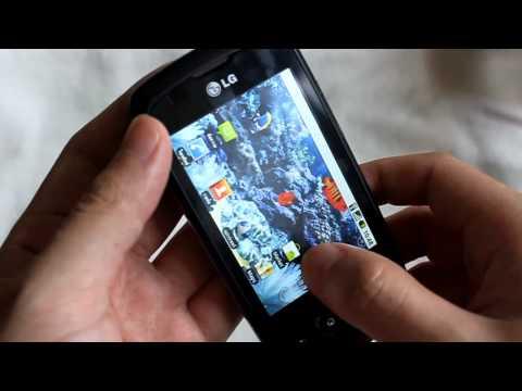 LG Optimus One (P500) Full Review ep.6